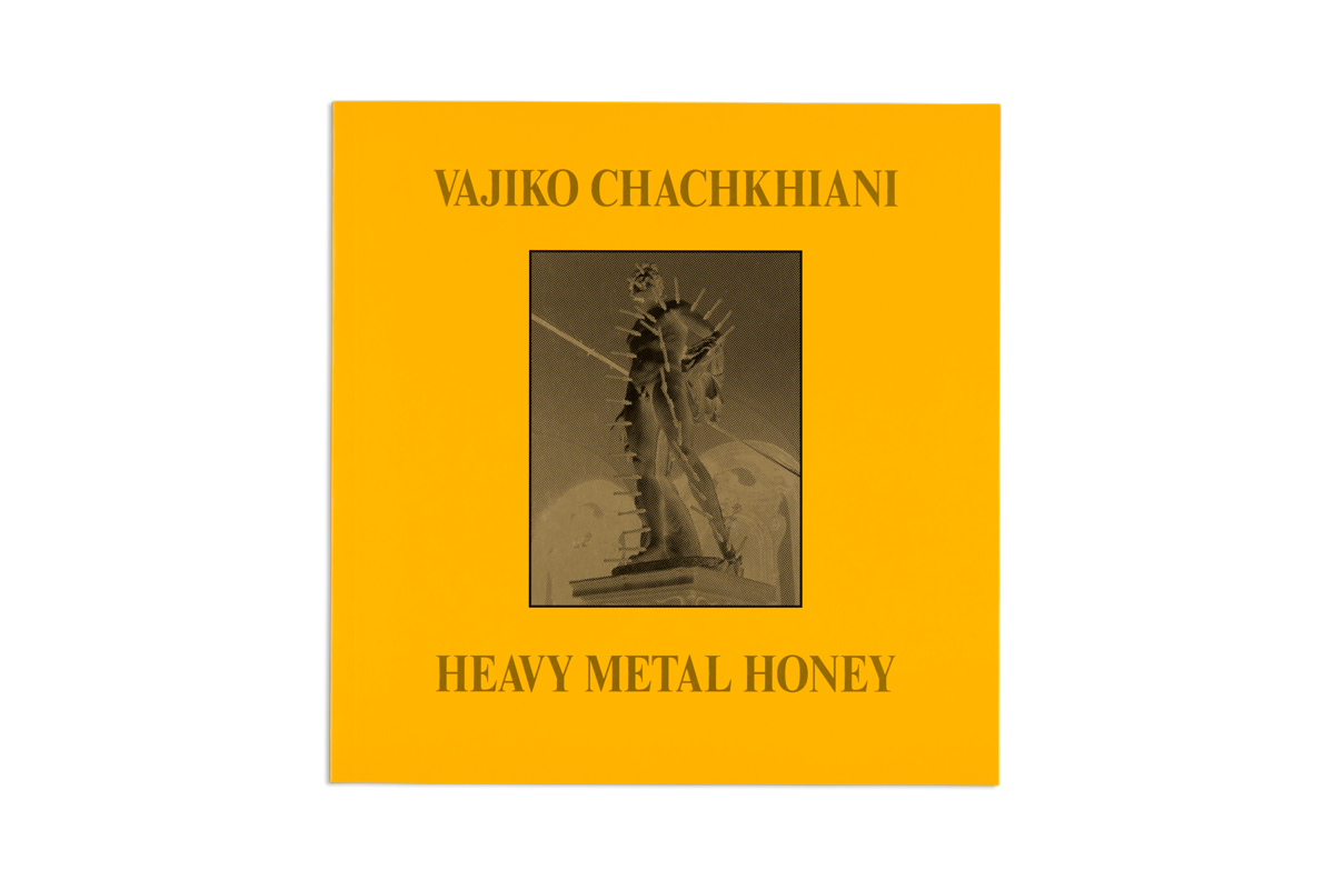 Vajiko Chachkhiani Heavy Metal Honey