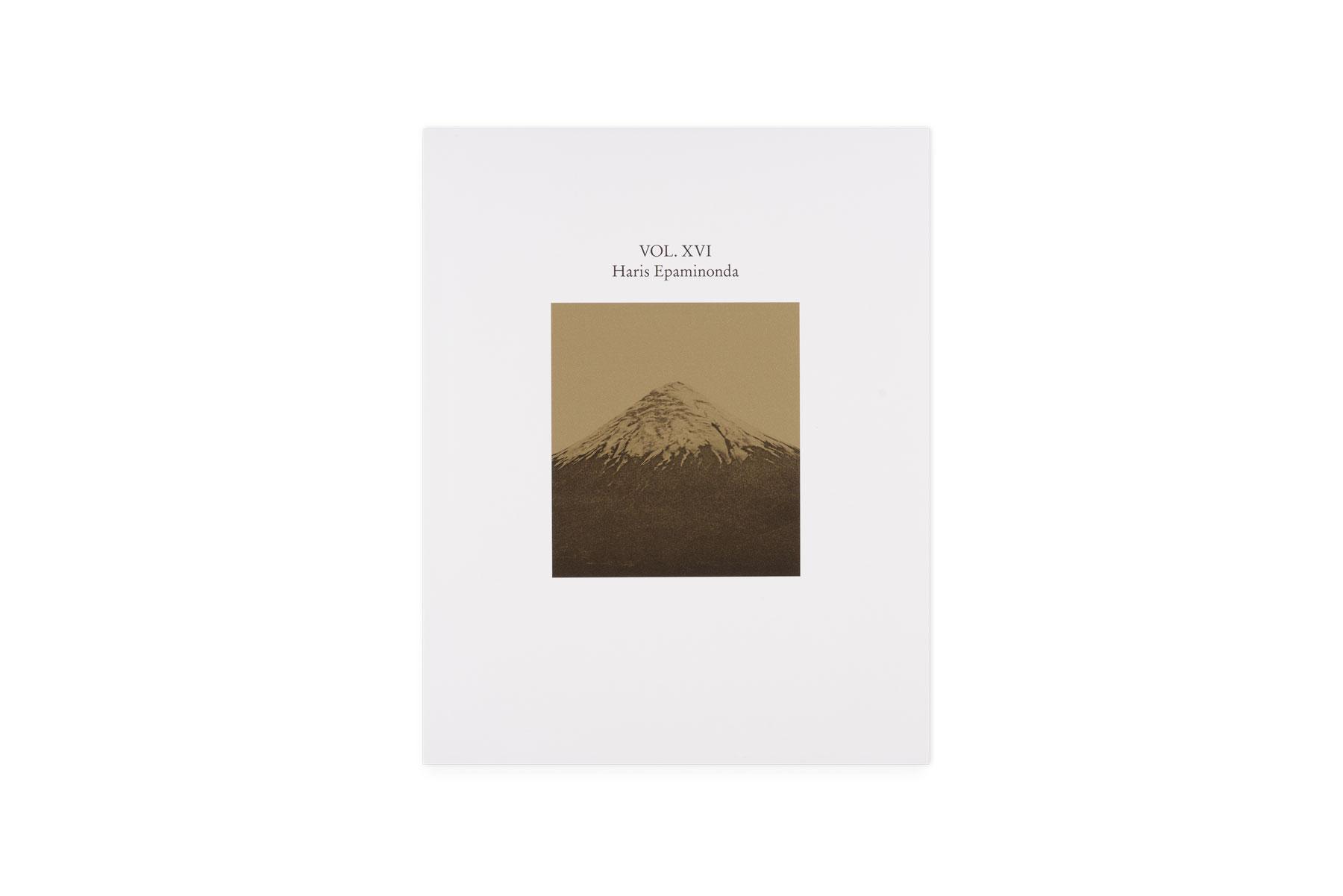 Haris Epaminonda Vol. XVI
